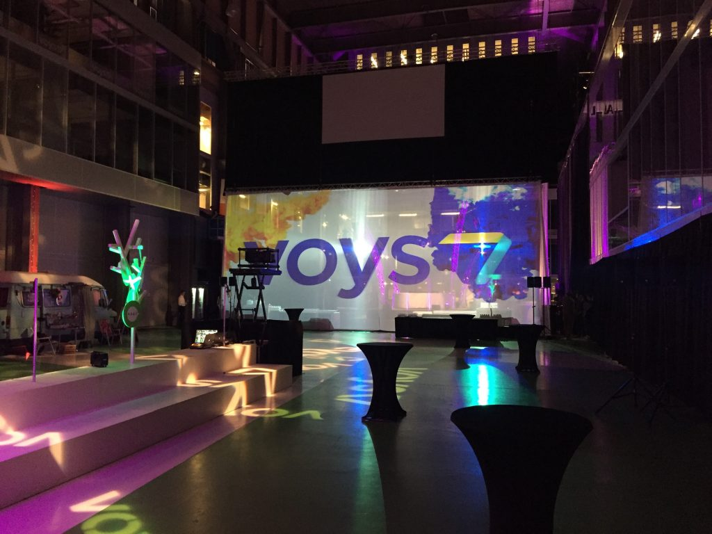 My facilities event Voys